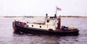 Steel Gladding-Hearn Built Tugboat Photo 1