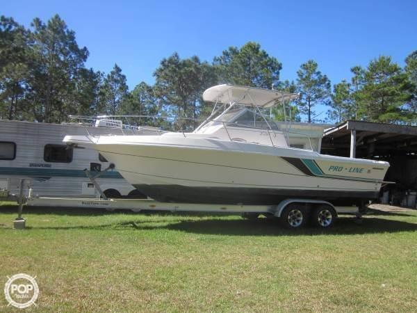 Pro-Line 2550 Mid Cabin Walkaround 1993 Pro-Line 2550 Mid Cabin Walkaround for sale in Carrabelle, FL