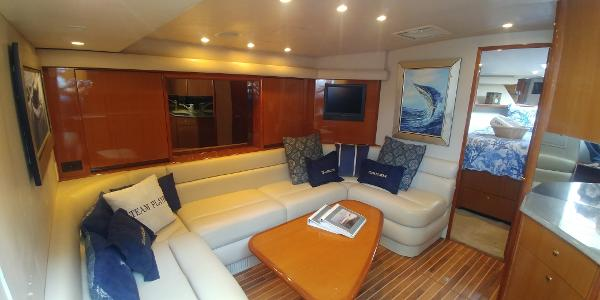 Viking 45 Open Expanded Sofa