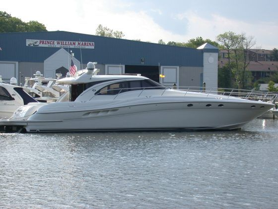 Sea Ray 680 Sun Sport 2004 Sea Ray 68 Sundancer