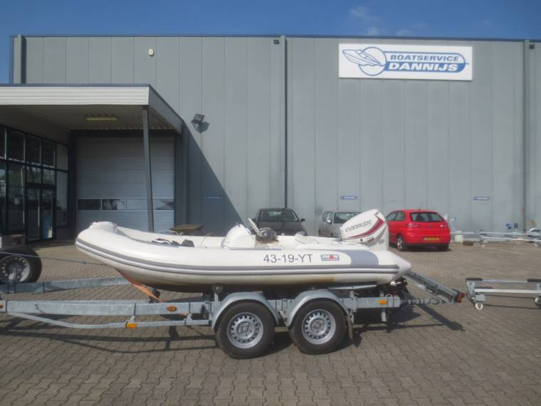 Avon Rib, SOLD ! SEASPORT 400 DL
