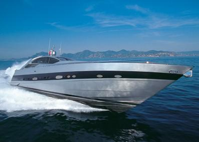 Pershing 88 Manufacturer Provided Image