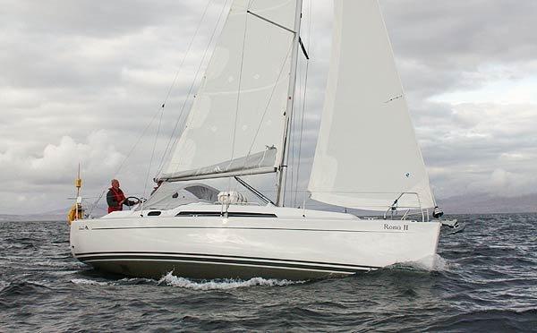 Hanse 320 Hanse 342