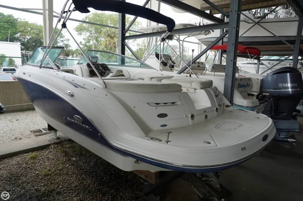 Chaparral 236 SSi 2006 Chaparral 236 SSI for sale in Saint Petersburg, FL