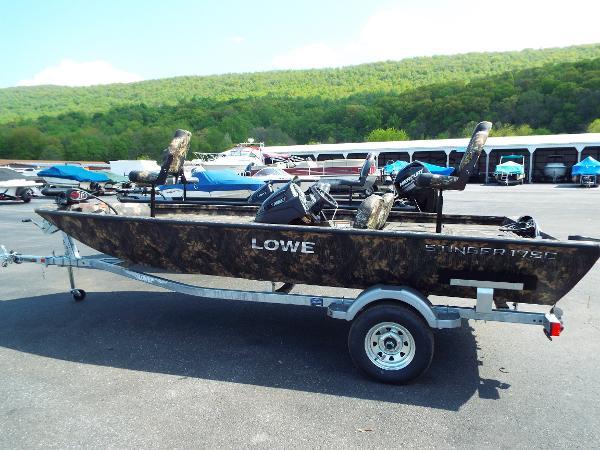 Lowe Stinger 175 Poly Camo