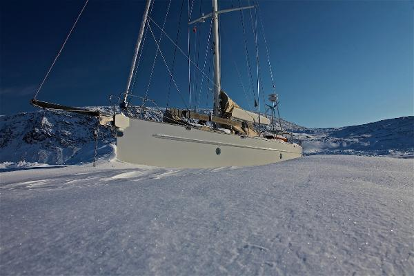 Aluminium custom built sailing yacht Bestevaer 56 'Tranquilo' in North-Canada