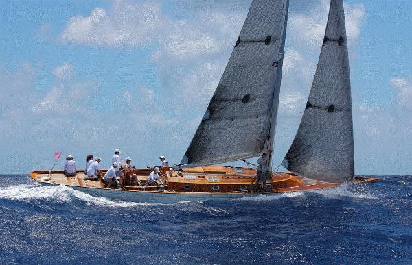 Spirit Spirit 52 Spirit 52 sailing