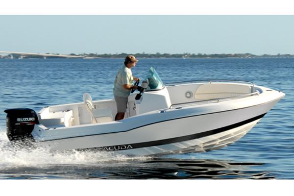 Barracuda Boats Inc 188 CCF Manufacturer Provided Image