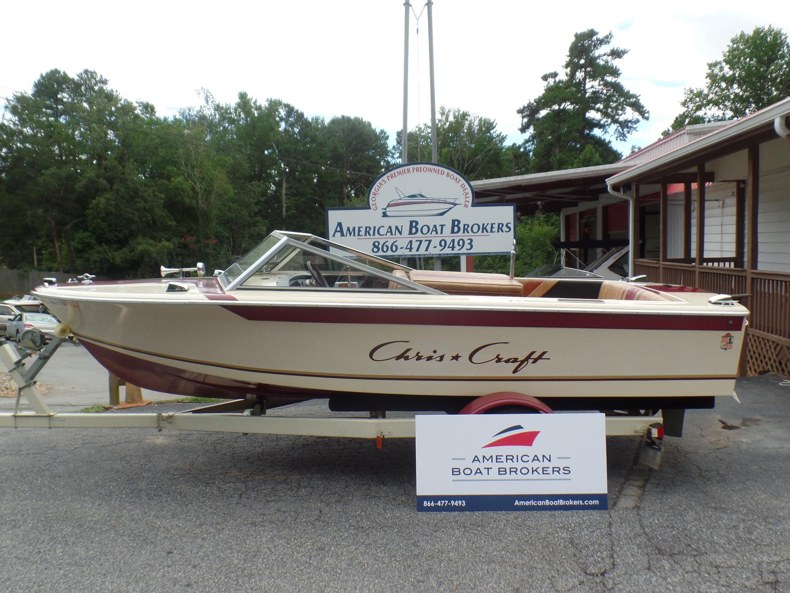 Chris craft runabout boats for sale for Chris craft cruiser for sale