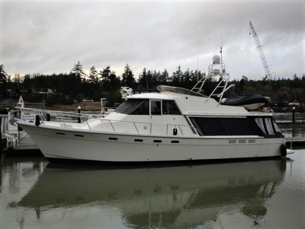 Bayliner Custom 45 Pilothouse Motoryacht Custom 45 Pilothouse