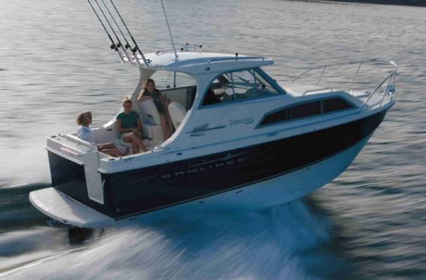 Bayliner Discovery 246 w/trailer Manufacturer Provided Image