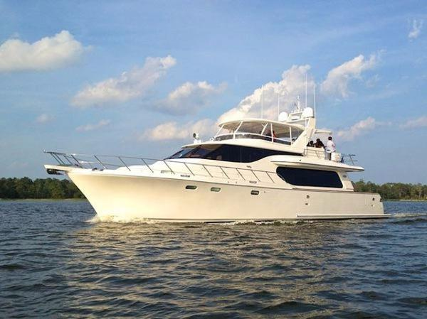 Symbol Yachts 68 Pilothouse Profile