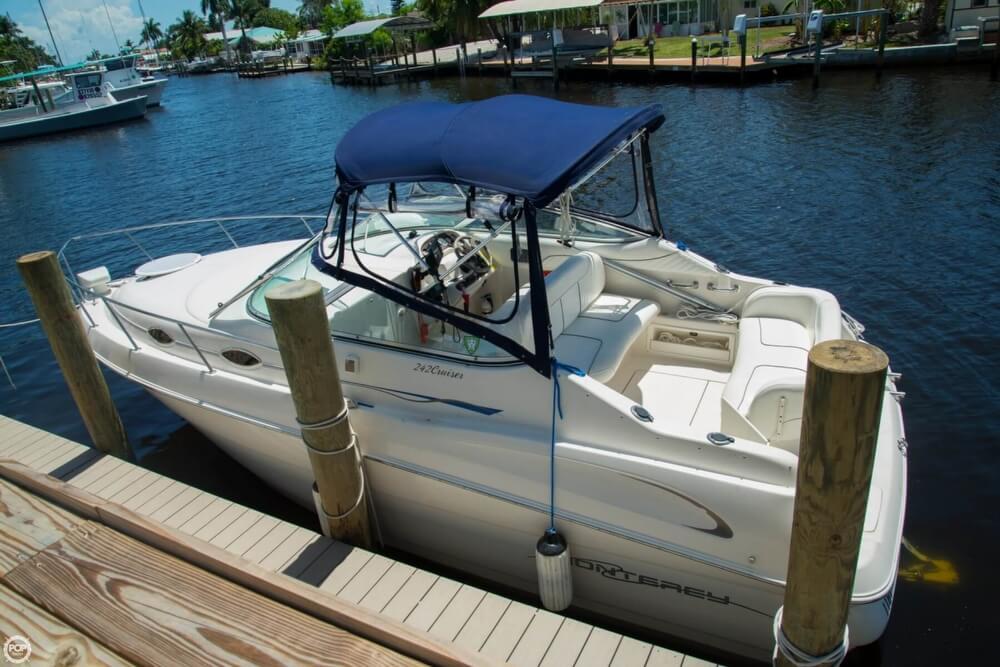 Monterey 242 Cruiser 1999 Monterey 242 Cruiser for sale in Fort Myers Beach, FL