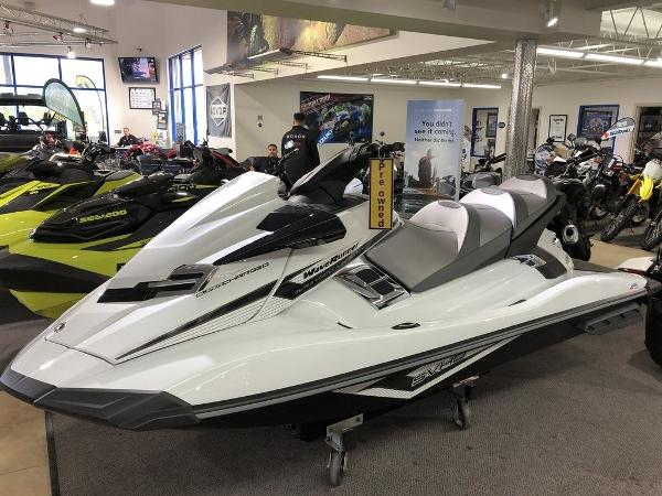Yamaha WaveRunner FX® Cruiser SVHO