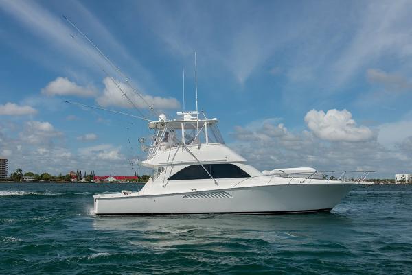 Viking 48 Conv Sport Fisher Sugaree
