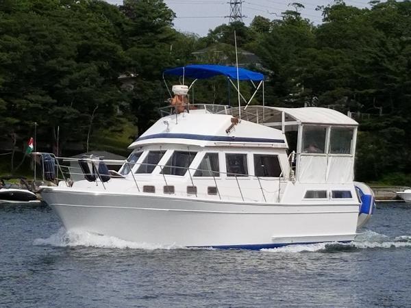 Regency 36 Trawler