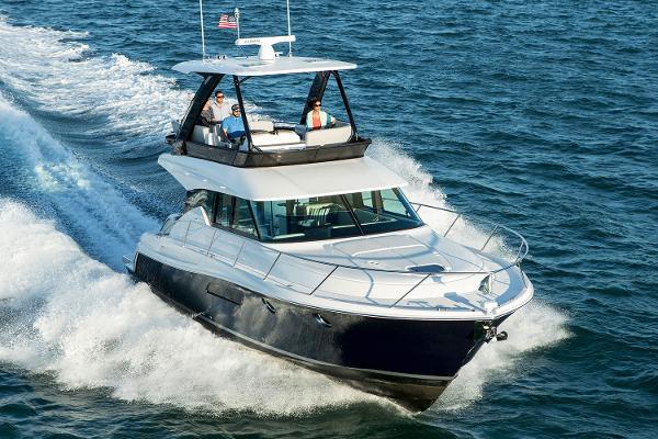 Tiara Yachts F44 Flybridge Manufacturer Provided Image