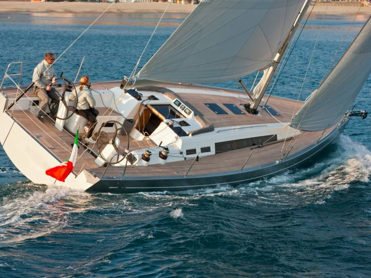 Solaris Yachts Solaris 37