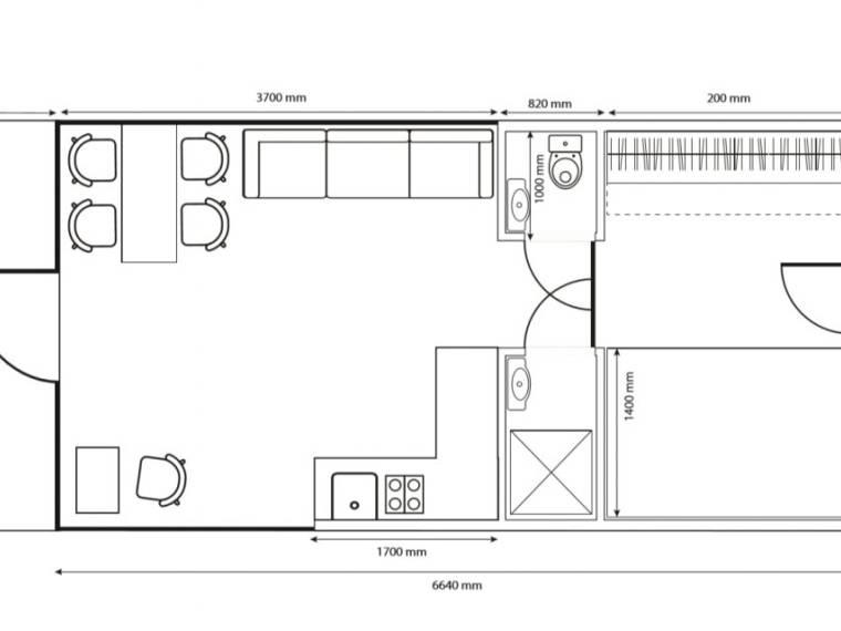 Campi 340 Houseboat
