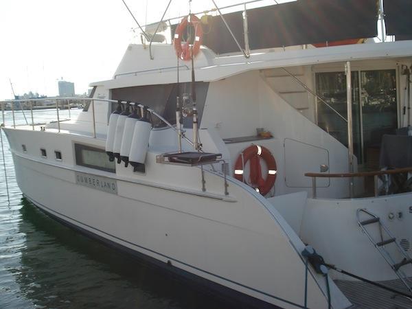 Fountaine Pajot Trawler Cumberland 44