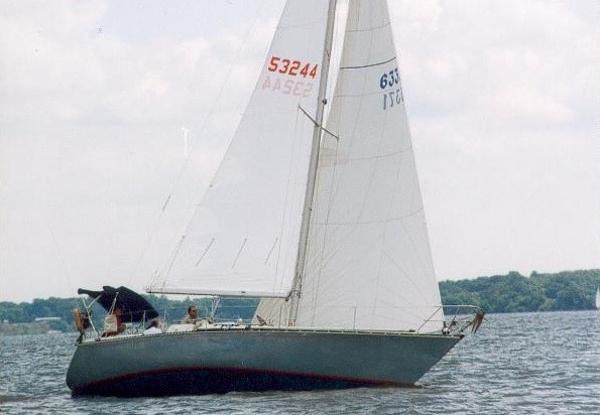 C&C 35 Mk III C/B