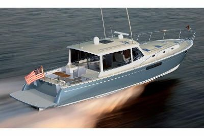 MJM Yachts 53zi