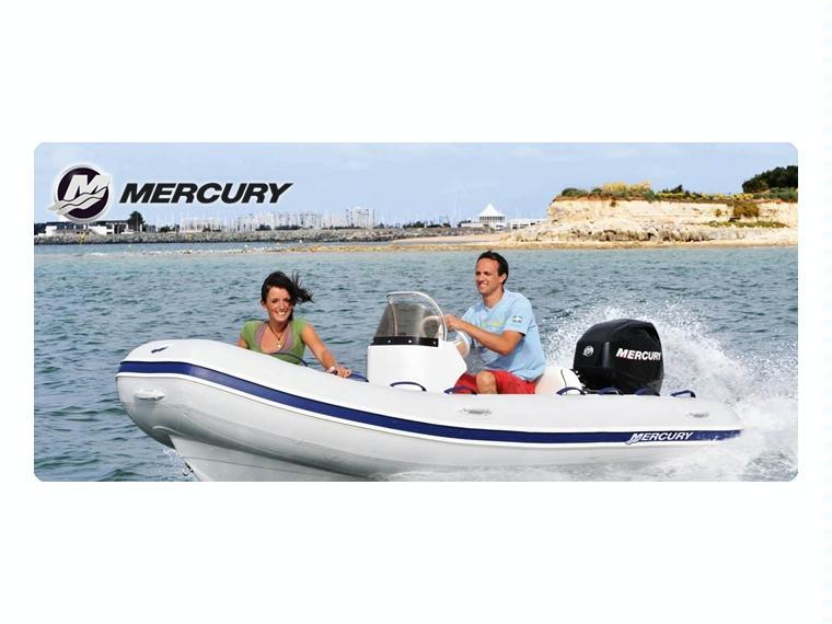 Mercury MERCURY OCEAN RUNNER 460
