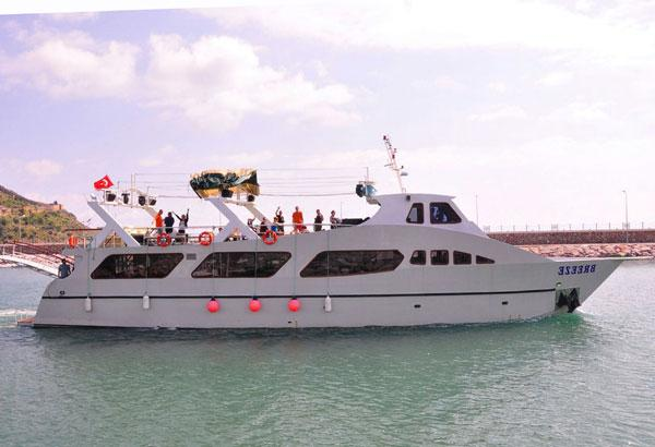BODRUM Party Boat part boat 30 m