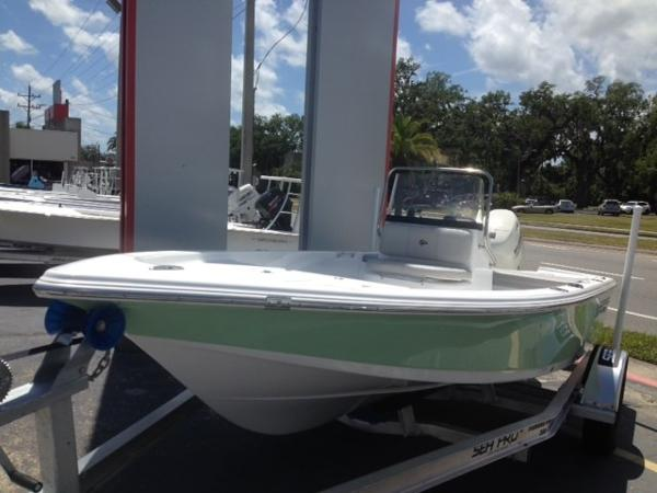 Sea-pro 172 Bay Series
