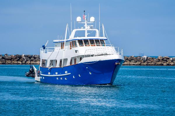 Star Shipyards Expedition Motoryacht Stbd Bow Qtr