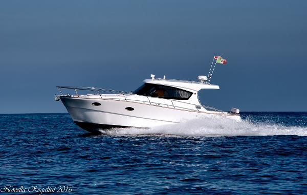 Baumarine Lobster 36