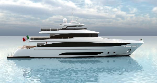 Italia Super Yacht 38