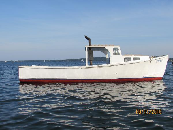Arno Day Downeast Boat