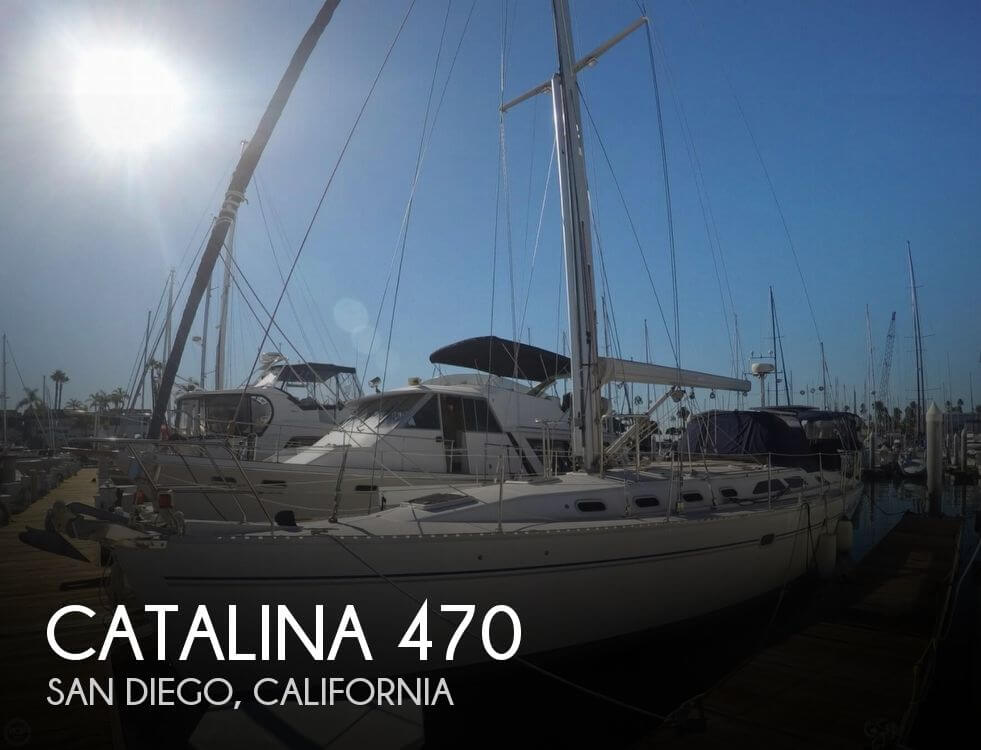Catalina 470 2000 Catalina 470 for sale in San Diego, CA