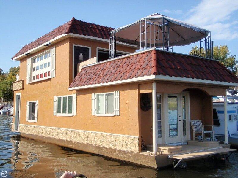 Custom-Craft 50 Houseboat 2012 Custom 50 Houseboat for sale in Minneapolis, MN