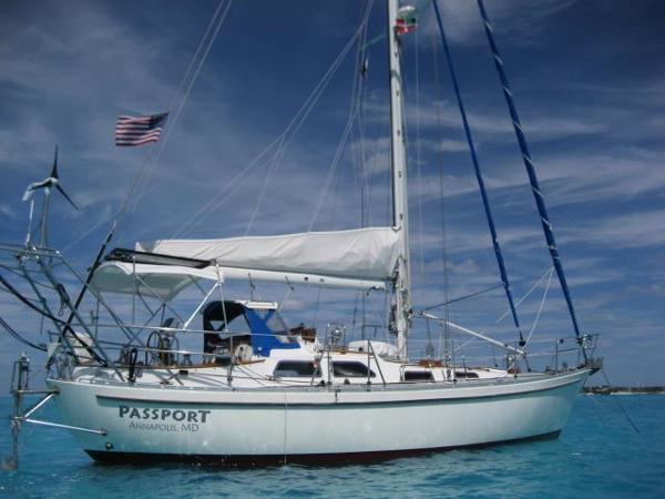 Tayana Vancouver 42 Cutter