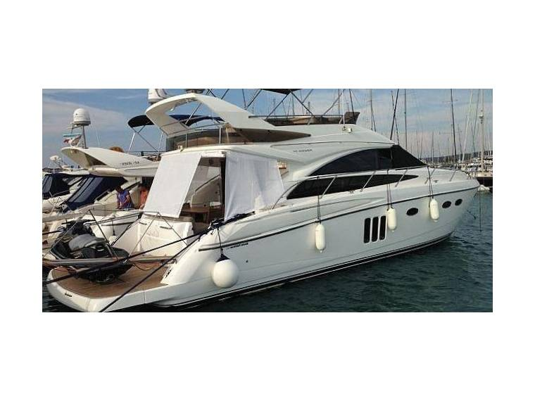 Princess Princess 54 Flybridge