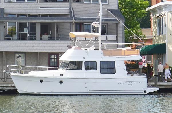 Beneteau Swift Trawler 34 August 17. 2013
