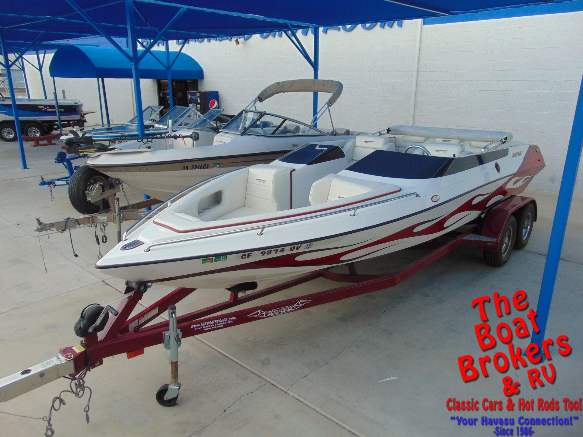 Lavey Craft Jet Boat
