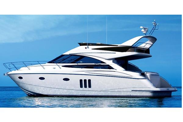 Princess 50 Flybridge Princess 50 Flybridge