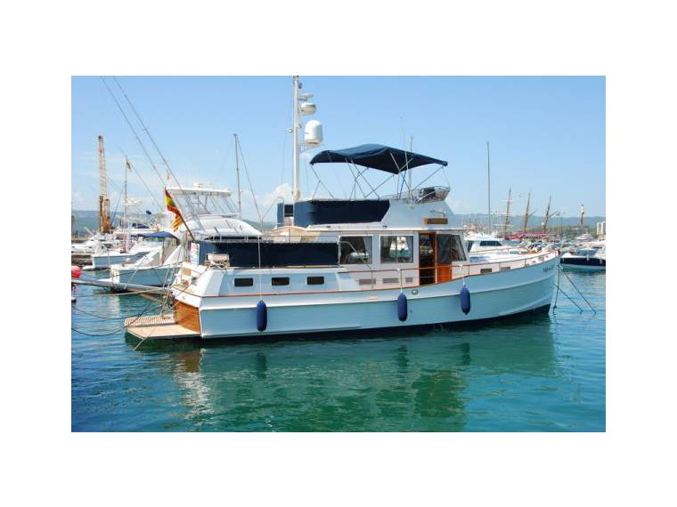 American Marine Grand Banks 42 MY