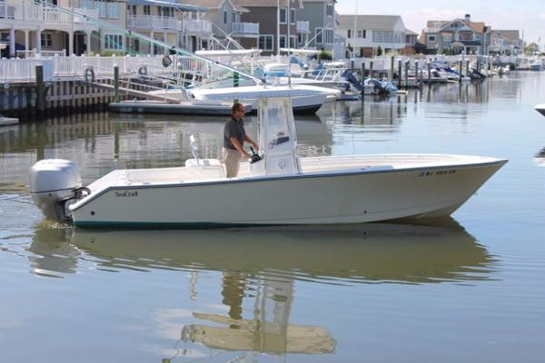 Sea Craft 25 Center Console