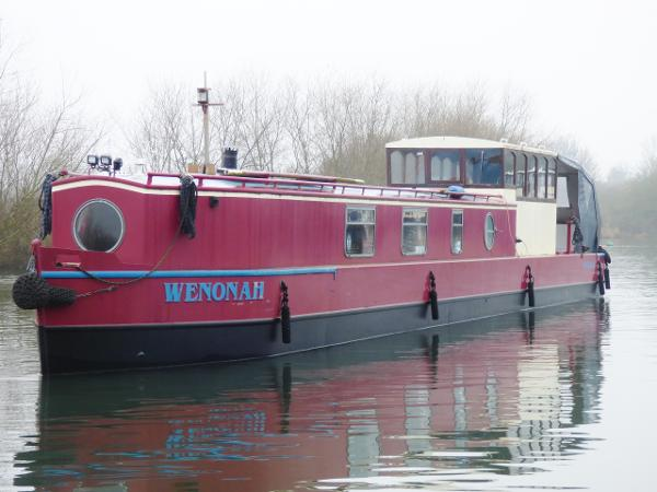 Custom Ledgard Bridge Narrowboat Ledgard Bridge Narrowboat