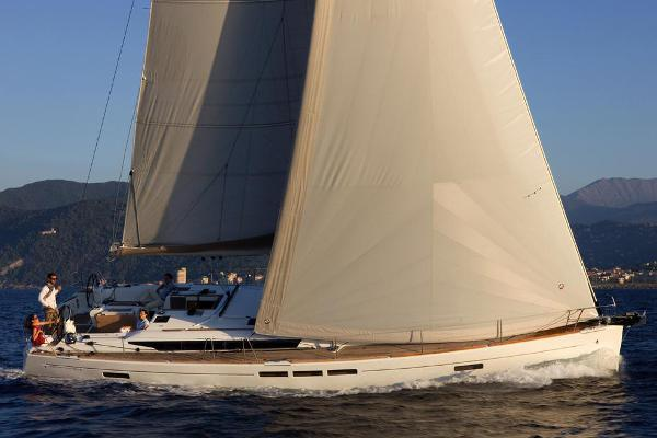 Jeanneau Sun Odyssey 519 SY Sun Odyssey 519 auf Mallorca