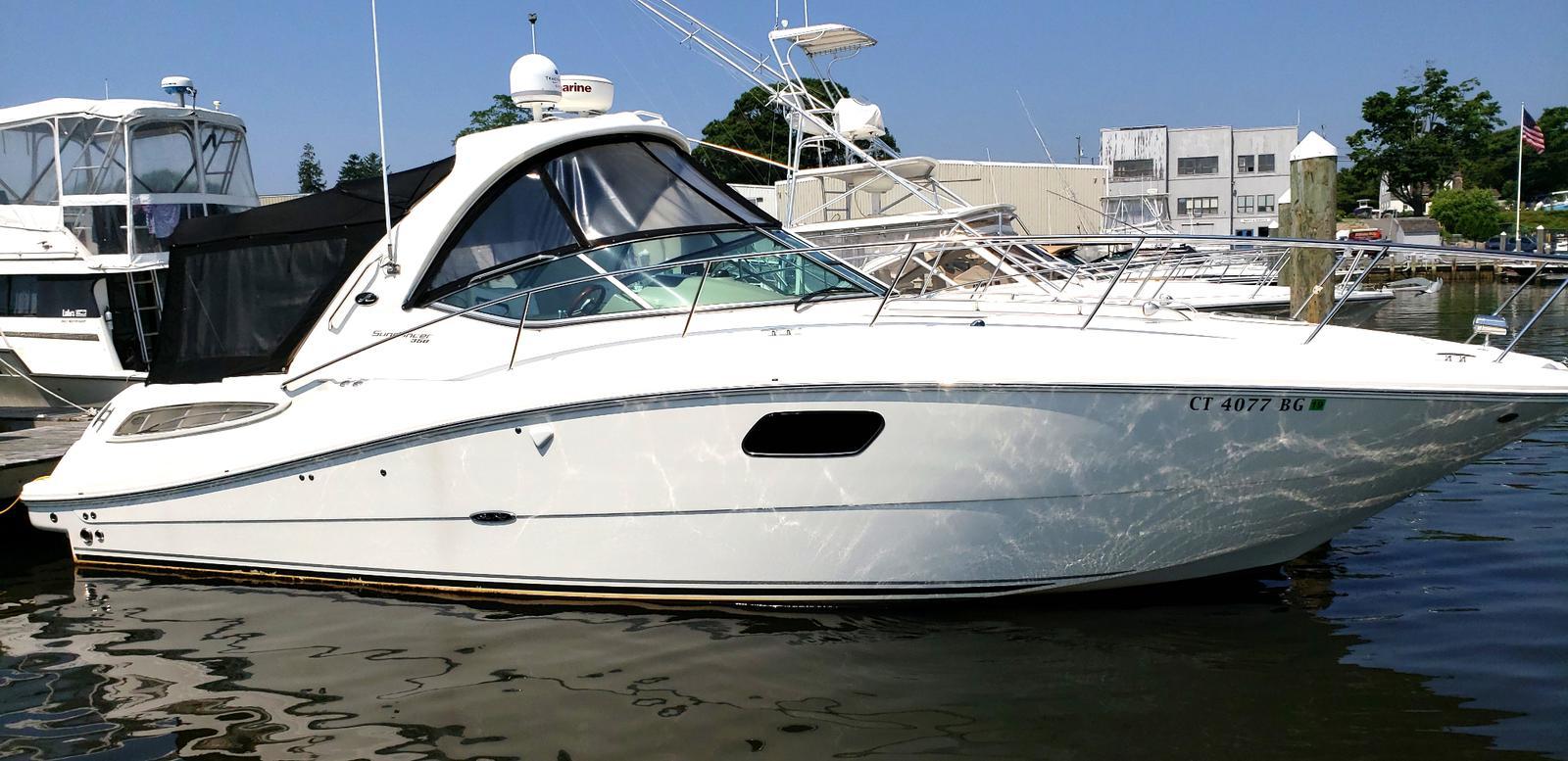 Sea Ray Sundancer 350