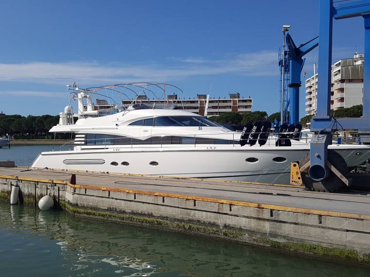 Fairline Boats Fairline 62 Squadron