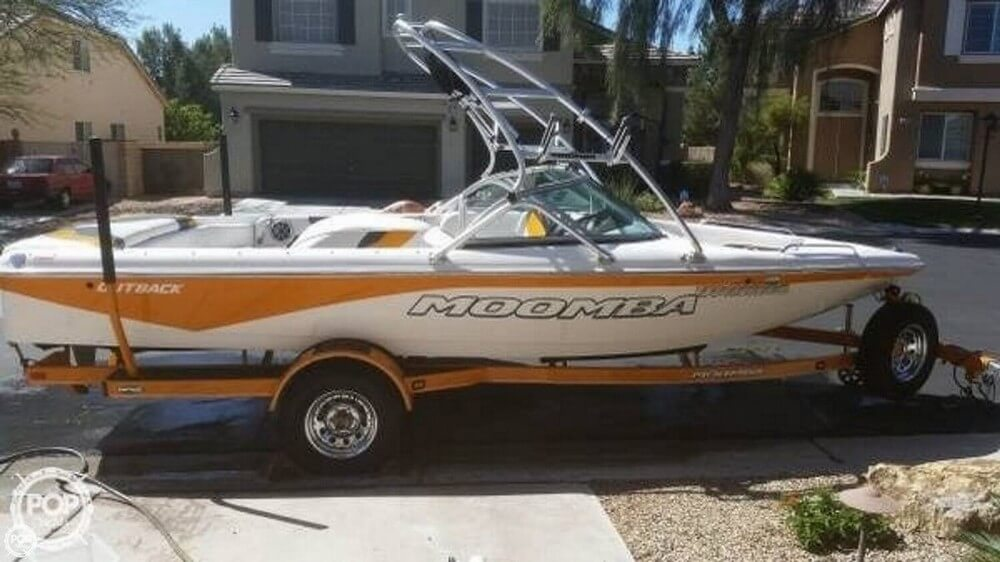 Moomba Outback 2007 Moomba 21 Outback for sale in Las Vegas, NV