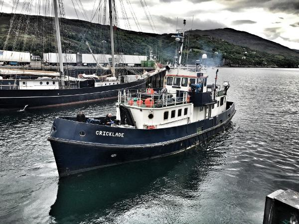 Classic Converted Clovelly class
