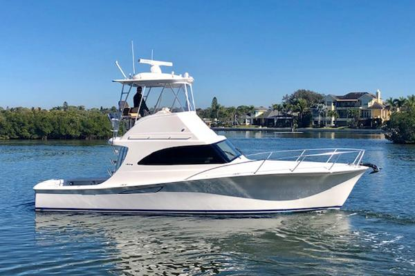 Viking 37 Billfish Profile