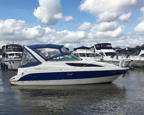 Bayliner 285 Cruiser Bayliner 285 Tingdene Racecourse